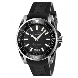 Gucci Mens Dive Watch YA136204
