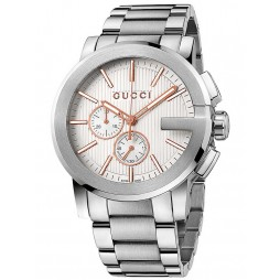 Gucci Mens G-Chrono Watch YA101201