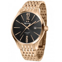 TW Steel Mens Slim Line Bracelet Watch TW1308