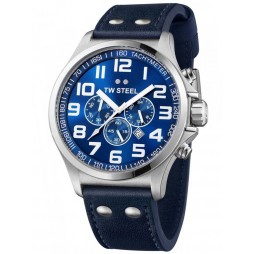 TW Steel Mens  Pilot Chronograph Watch TW0403