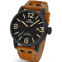 TW Steel Mens Maverick Strap Watch TWMS31
