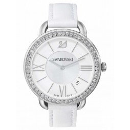 Swarovski Ladies' White Stainless Steel Watch 5095938