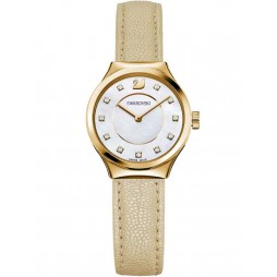 Swarovski Ladies Dreamy Gold Plated Strap Watch 5213746