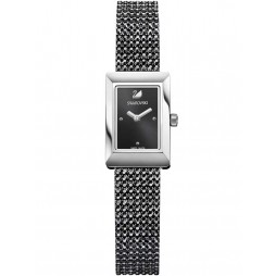Swarovski Ladies Memories Black Crystal Bracelet Watch 5209190