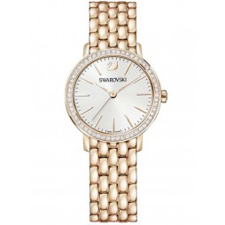 Swarovski Graceful Rose Gold Plated Bracelet Watch 5261490