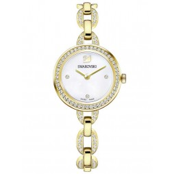 Swarovski Aila Gold Plated Watch 5253335