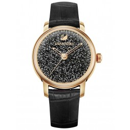 Swarovski Crystalline Hours Black Watch 5295377