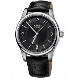 Oris Mens Classic Automatic Watch 733-7578-4034-07 LS