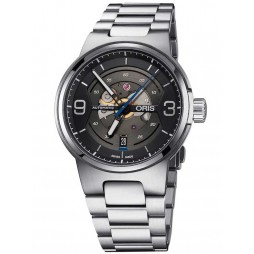 Oris Mens Williams Automatic Bracelet Watch 733 7716 4164-07B