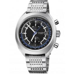 ORIS Mens Williams ChronOris 40th Anniversary Limited Edition Bracelet Watch 673 7739 4084-SET MB