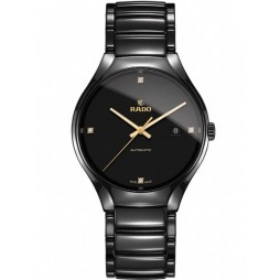 Rado Mens True Diamond Ceramic Bracelet Watch R27056712