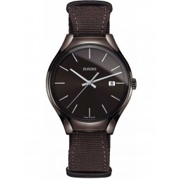 Rado Mens True Brown Watch R27234306 L