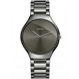 Rado Mens True Ceramic Bracelet Watch R27955122 L
