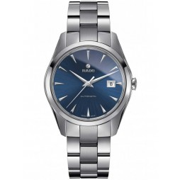 Rado Mens HyperChrome Automatic Grey Ceramic and Steel Bracelet Watch R32115213 L