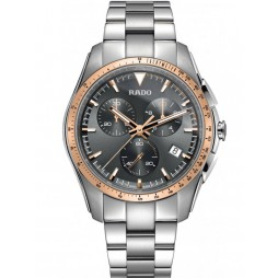 Rado Mens HyperChrome Quartz Chronograph Bracelet Watch R32259163
