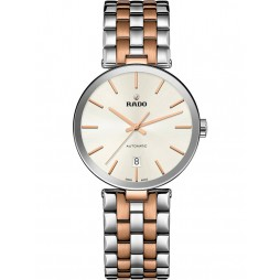 Rado Mens Florence Automatic Two Tone Steel Bracelet Watch R48901103