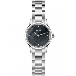 Rado Ladies Coupole Diamond Bracelet Watch R22890963 XS