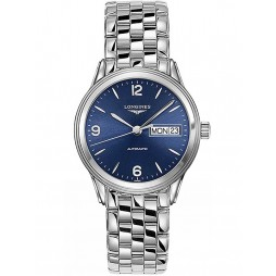 Longines Flagship Blue Dial Bracelet Watch L47994966
