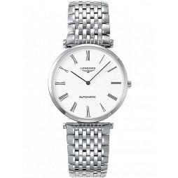 Longines La Grande Classique White Dial Bracelet Watch L49084116