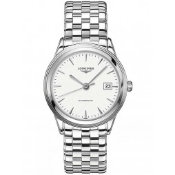 Longines Flagship White Dial Bracelet Watch L49744126