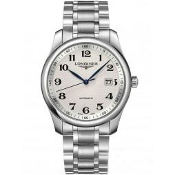 Longines Master Silver Dial Bracelet Watch L27934786