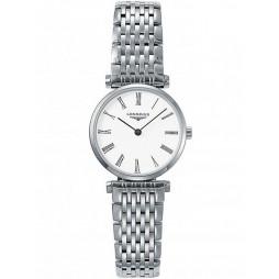 Longines La Grande Classique White Dial Bracelet Watch L42094116