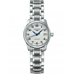 Longines Master Silver Dial Bracelet Watch L21284786