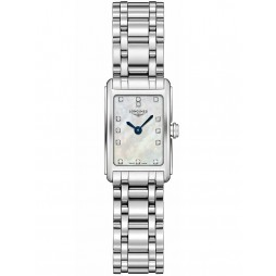 Longines DolceVita Diamond Set Mother Of Pearl Dial Bracelet Watch L52584876