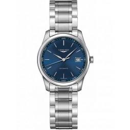 Longines Master Blue Dial Bracelet Watch L22574926