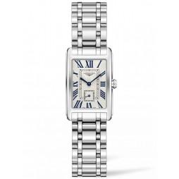 Longines DolceVita Silver Dial Bracelet Watch L52554716