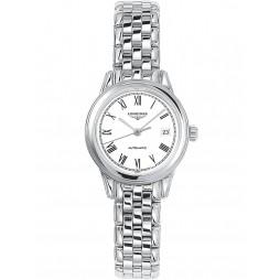 Longines Flagship White Dial Bracelet Watch L42744116