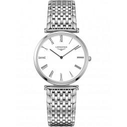 Longines La Grande Classique White Dial Bracelet Watch L47094216