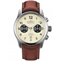 Bremont ALT1-C CLASSIC Cream Dial Strap Watch ALT1-C/CR