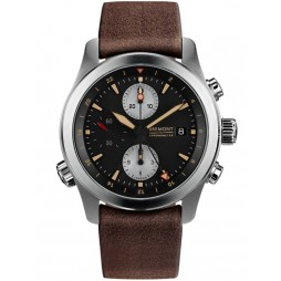 Bremont ALT1-Z ZULU Brown Tone Strap Watch ALT1-ZT/51