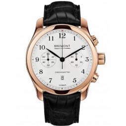 Bremont ALT1-C CLASSIC Rose Gold Black Strap Watch ALT1-C/RG