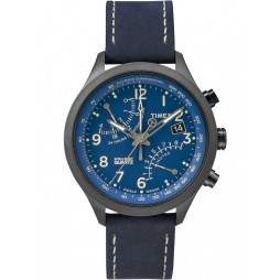 Timex Intelligent Quartz Mens Fly Back Watch T2P380