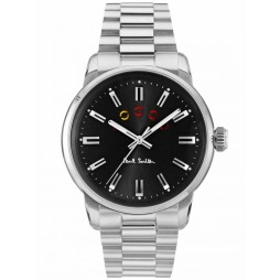 Paul Smith Mens Block Watch P10024