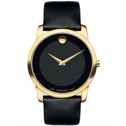 Movado Mens Museum Black Watch 0606876