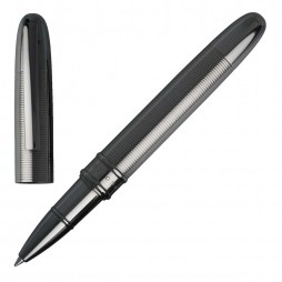 Hugo Boss Stripe Dark Chrome Rollerball Pen HSH6625D