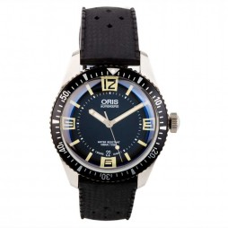 Pre-Owned Oris Mens Sixty Five Diving Watch Watch 4118039