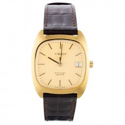 Pre-Owned Tissot Mens Stylist Watch 4118127