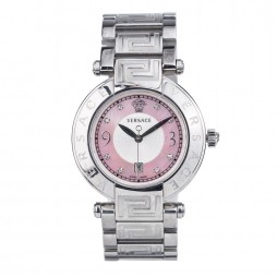 Pre-Owned Versace Ladies Reve Diamond Set Watch 4181857