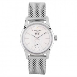 Pre-Owned Breitling Ladies Transocean 38 Watch A1631012/A764 171A