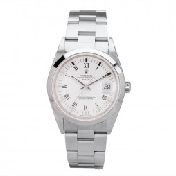 Rolex Mens Oyster Perpetual Datejust Watch 15210 - Year 2002