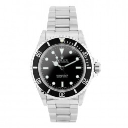 Rolex Mens Oyster Perpetual Submariner Watch 14060M - Year 2002