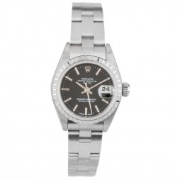 Pre-Owned Rolex Ladies Oyster Perpetual Datejust Watch 69240-6702