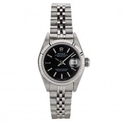 Pre-Owned Rolex Ladies Oyster Perpetual Datejust Watch 69174-8365