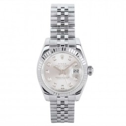 Pre-Owned Rolex Ladies Oyster Perpetual Datejust Watch 179174-7723