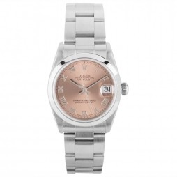 Rolex Ladies Midi Oyster Perpetual Datejust Watch 78240 - Year 2001