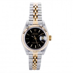 Pre-Owned Rolex Ladies Oyster Perpetual Datejust Watch 69173-7759